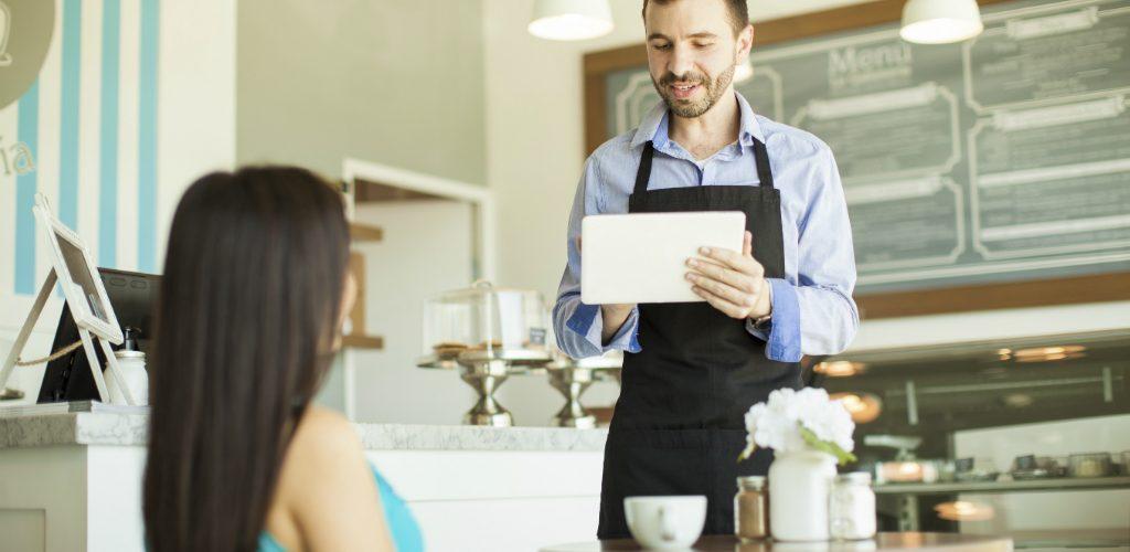 Restaurant Tablet POS Hardware